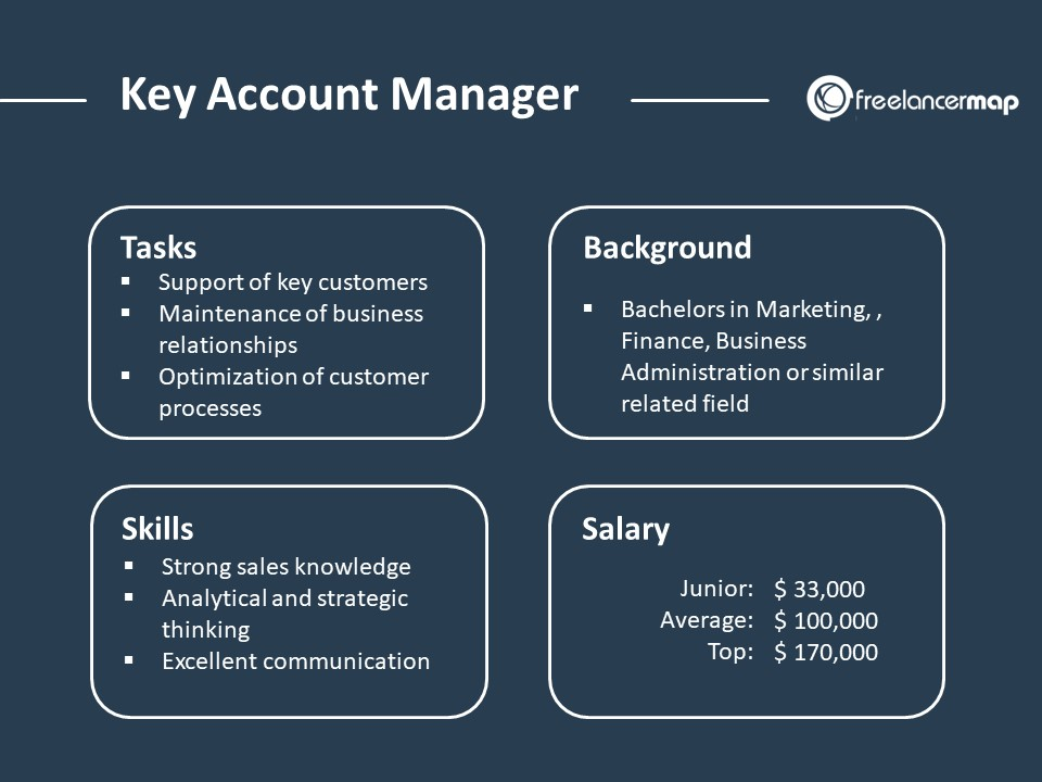 what does a sales account executive do