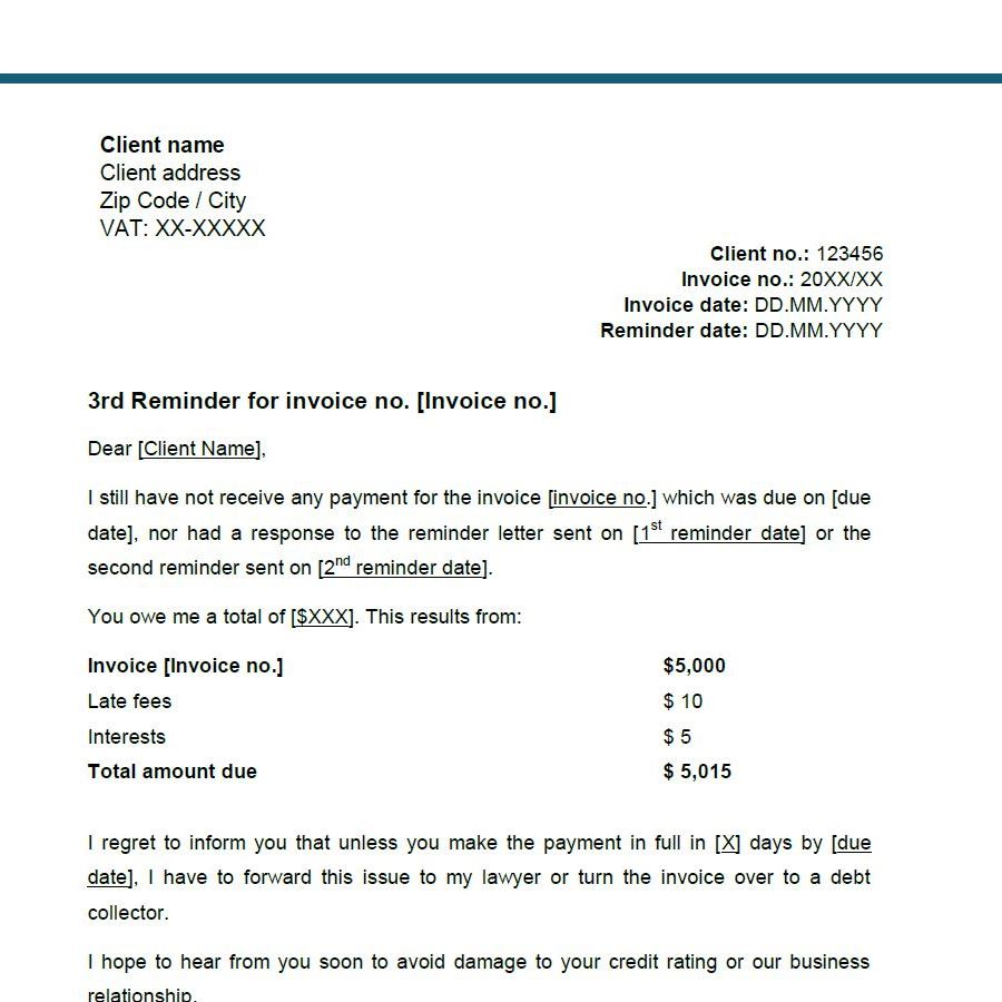 Sample Letter Of Late Rent Payment from www.freelancermap.com