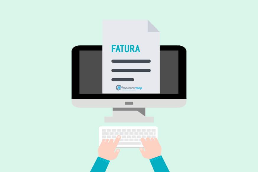 Como faturar sendo freelancer - Fatura por prestação de serviços