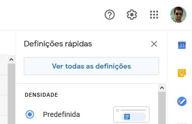 criar assinatura no gmail