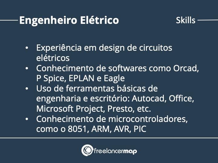 Skills de um engenheiro elétrico