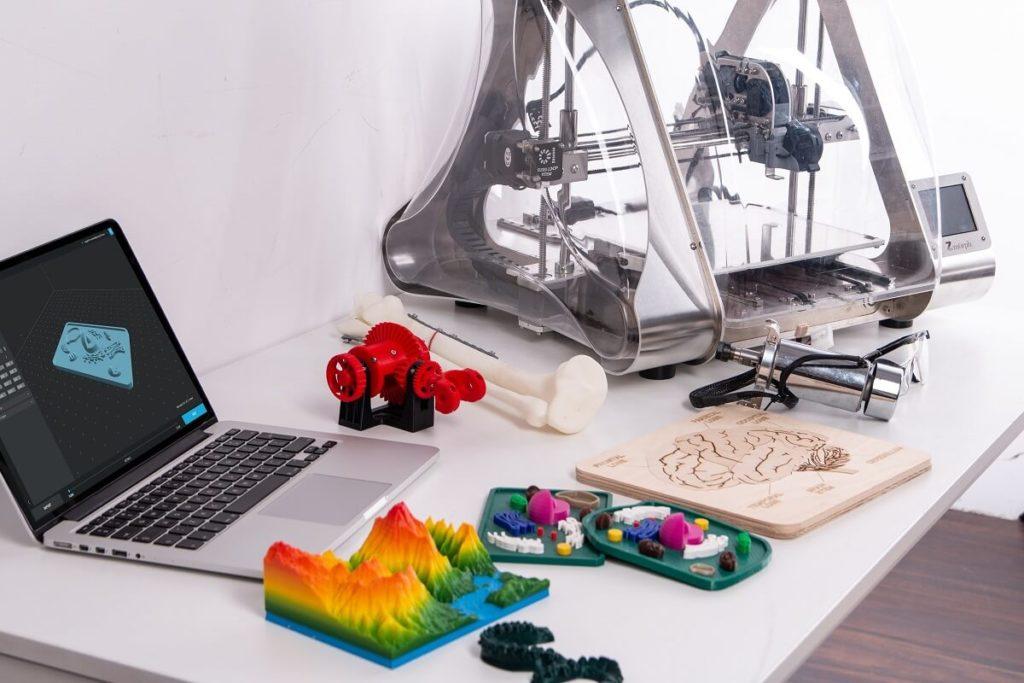 impressão 3D para freelancers