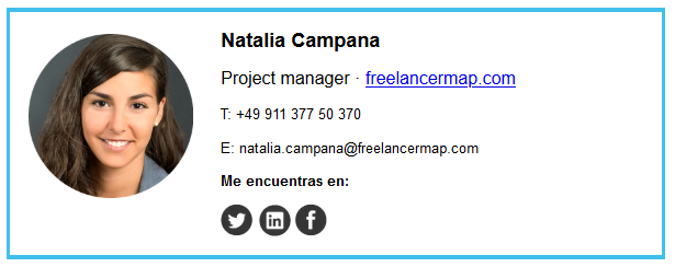How to: Create a Professional Email Signature as a Freelancer
