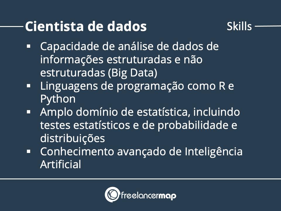 Skills de um Data Scientist