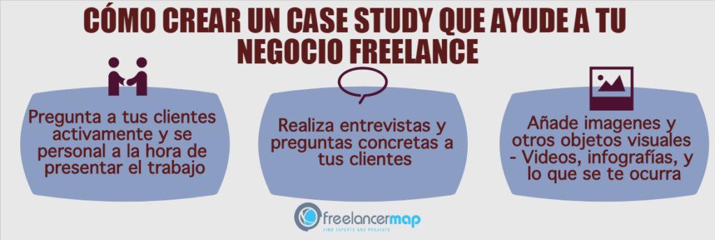 Como crear un caso de éxito para tu negocio freelancer