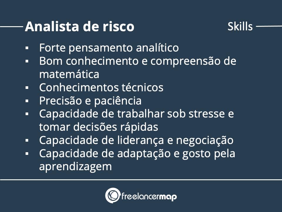 Skills de um Analista de Riscos