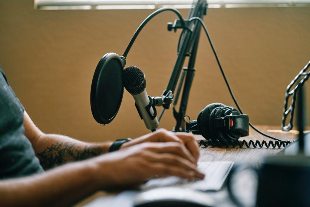 Clubhouse - audio based platform