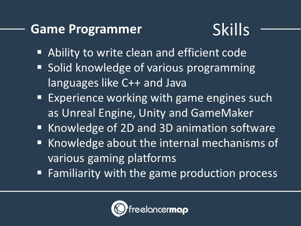 Skills of a Game Programmer