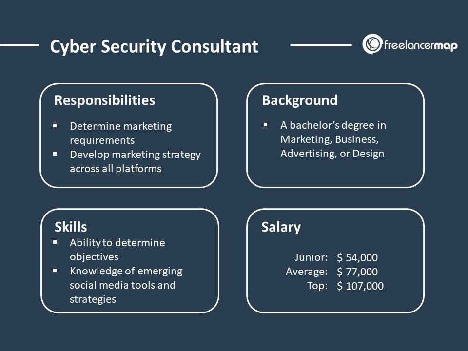 Cybersecurity Consultant Role