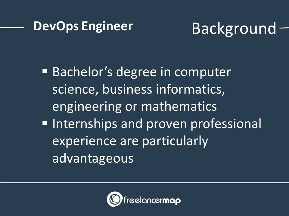 DevOps Engineer Background