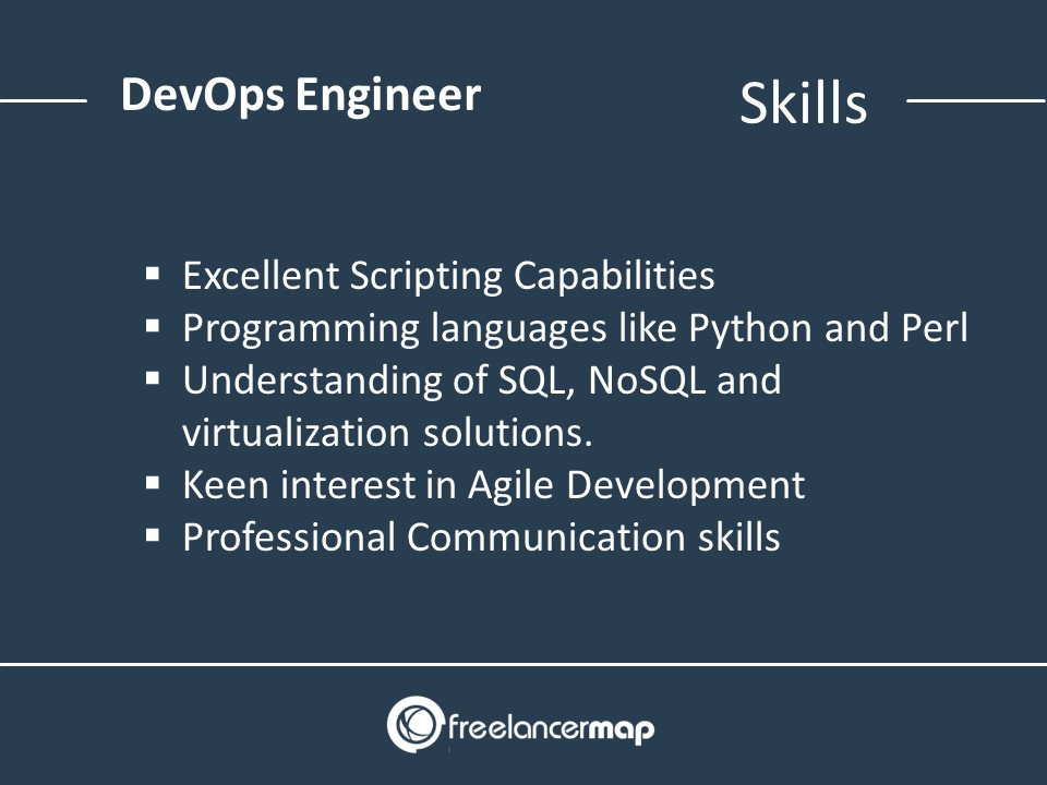 DevOps Engineer skills required