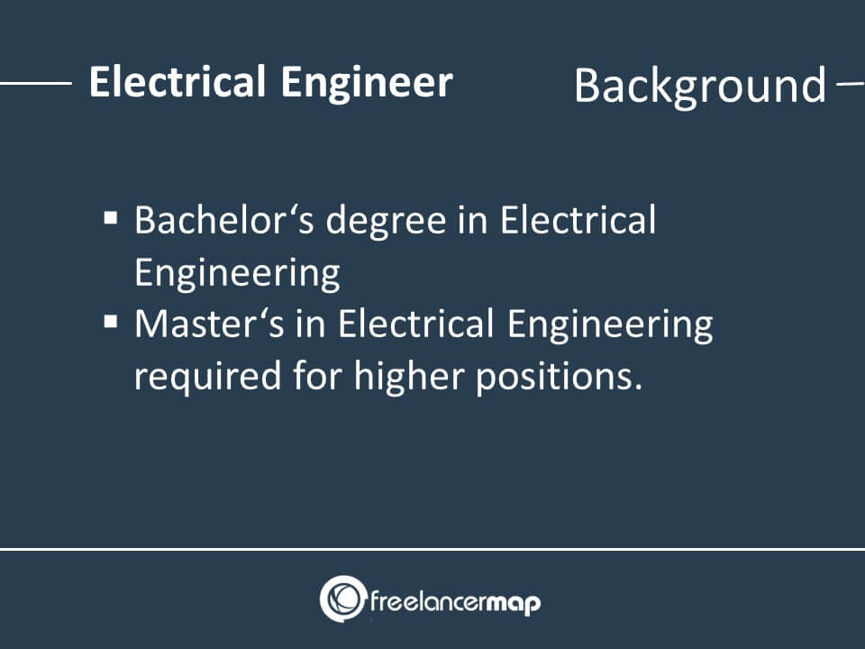 Electrical Engineer Background