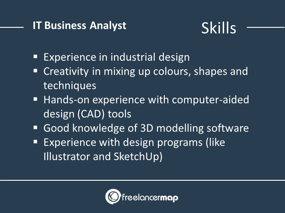 IT Business Analyst Skills