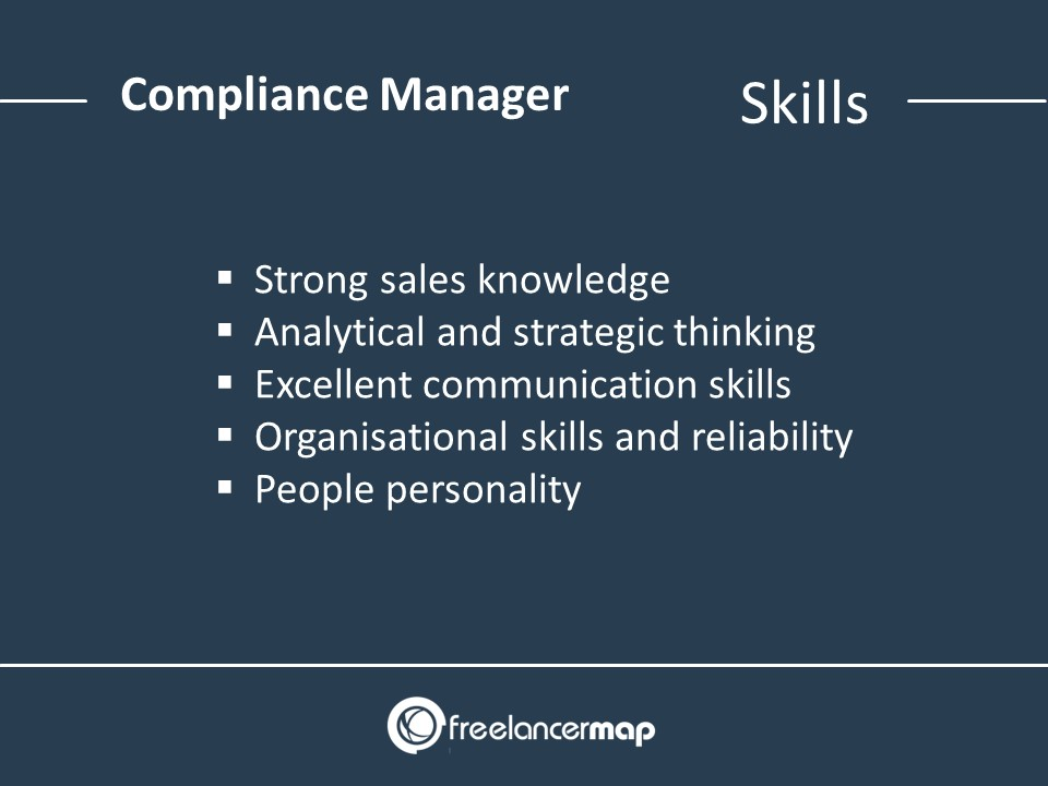Key Account Manager Skills