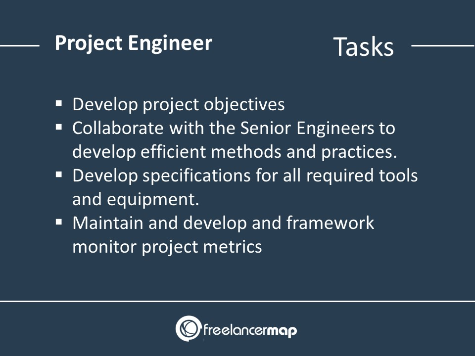 Project Engineer Responsibilities