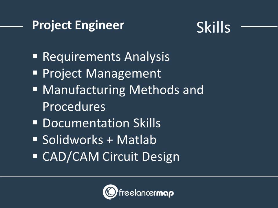 Project Engineer Skills