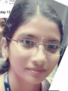 Profileimage by Ajini Abhijith C++ Developer with Experience in Qt Vtk 3d Rendering. from