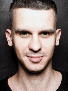 Profileimage by Alexandr Shaginov UX UI Web App Designer from