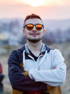 Profileimage by Andrii Nimylovych Customer Support Specialist from
