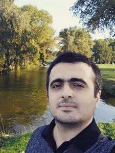 Profileimage by Elvin Mammadov Web developer from Baku