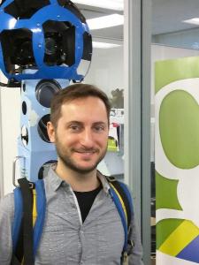 Profileimage by Eric Pomeranz Former Google Engineer, full-stack (mobile + web) developer in Flutter with Docker, AWS & GCP from Hamburg