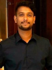 Profileimage by SaiAbhishek Tellakula SAP EWM- WM functional Consultant. from Nandigama